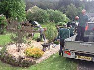 Millenium Garden Tidy